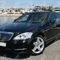 Автомобиль Mercedes-Benz S 221 restyling Black