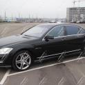 Автомобиль Mercedes Benz S class W 221