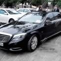 Автомобиль Mercedes S Class W222