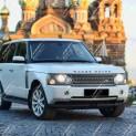 Внедорожник Range Rover Vogue supercharged