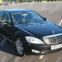 Автомобиль Мercedes-Benz W221 Long