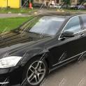 Автомобиль Mercedes-Benz W221 S500 Long 4 matic