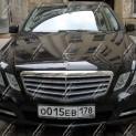 Автомобиль бизнес-класса Мercedes-Benz W212