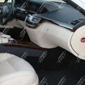 Автомобиль Mercedes-Benz S 221 restyling White