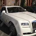 Автомобиль Rolls Royce Ghost