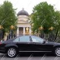 Автомобиль Mercedes-Benz S-class  W221 AMG